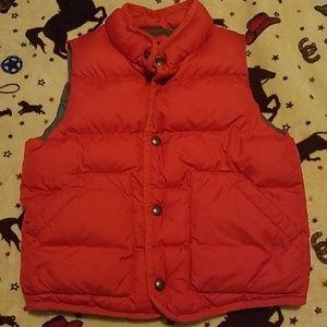 Baby gap vest